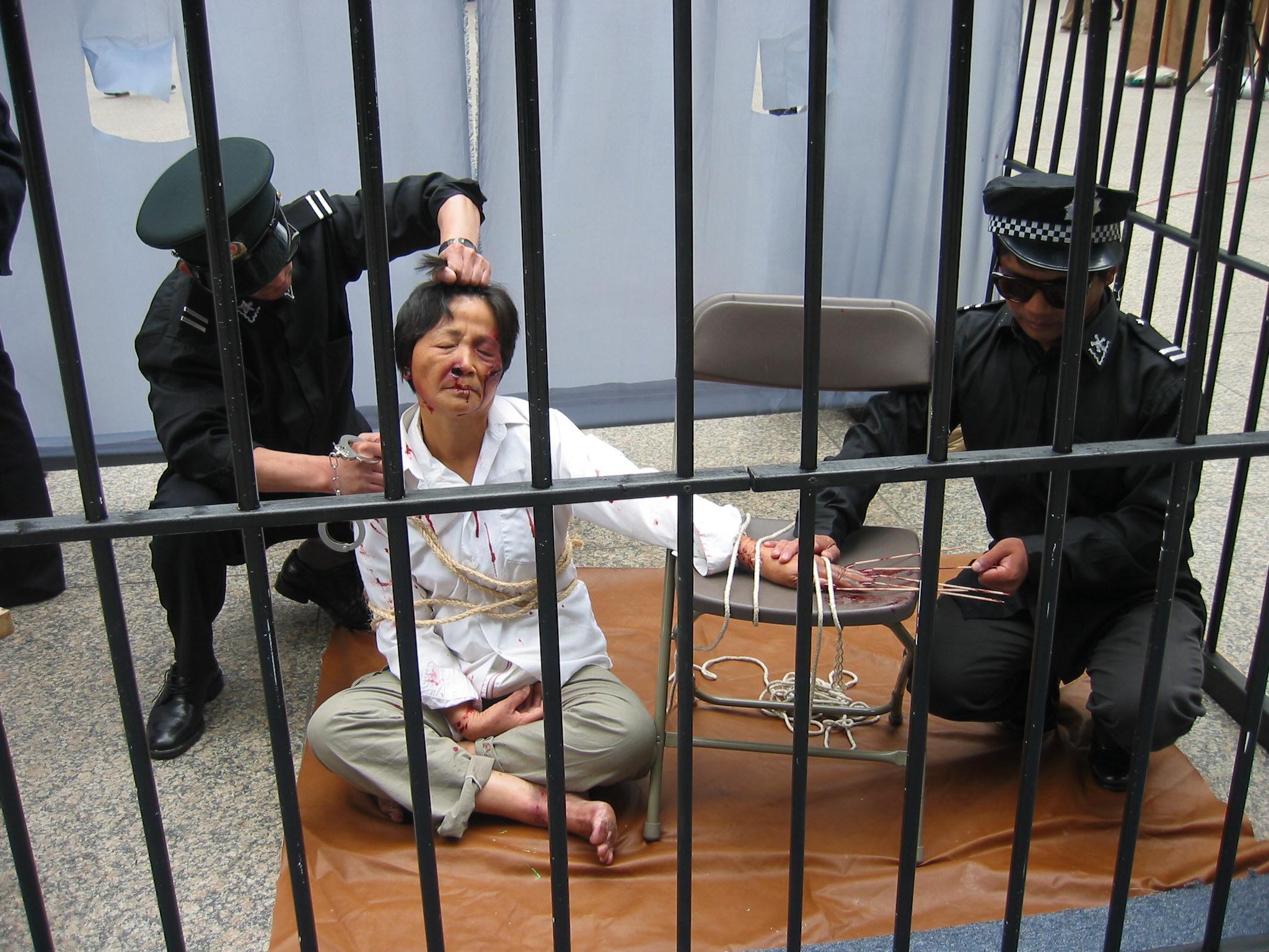 china torture&china toiet voyeur