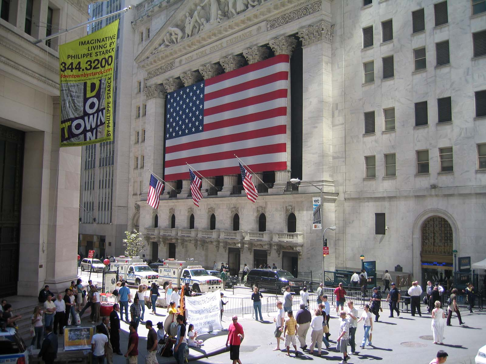 Wall Street New York The Heart Of The City Places