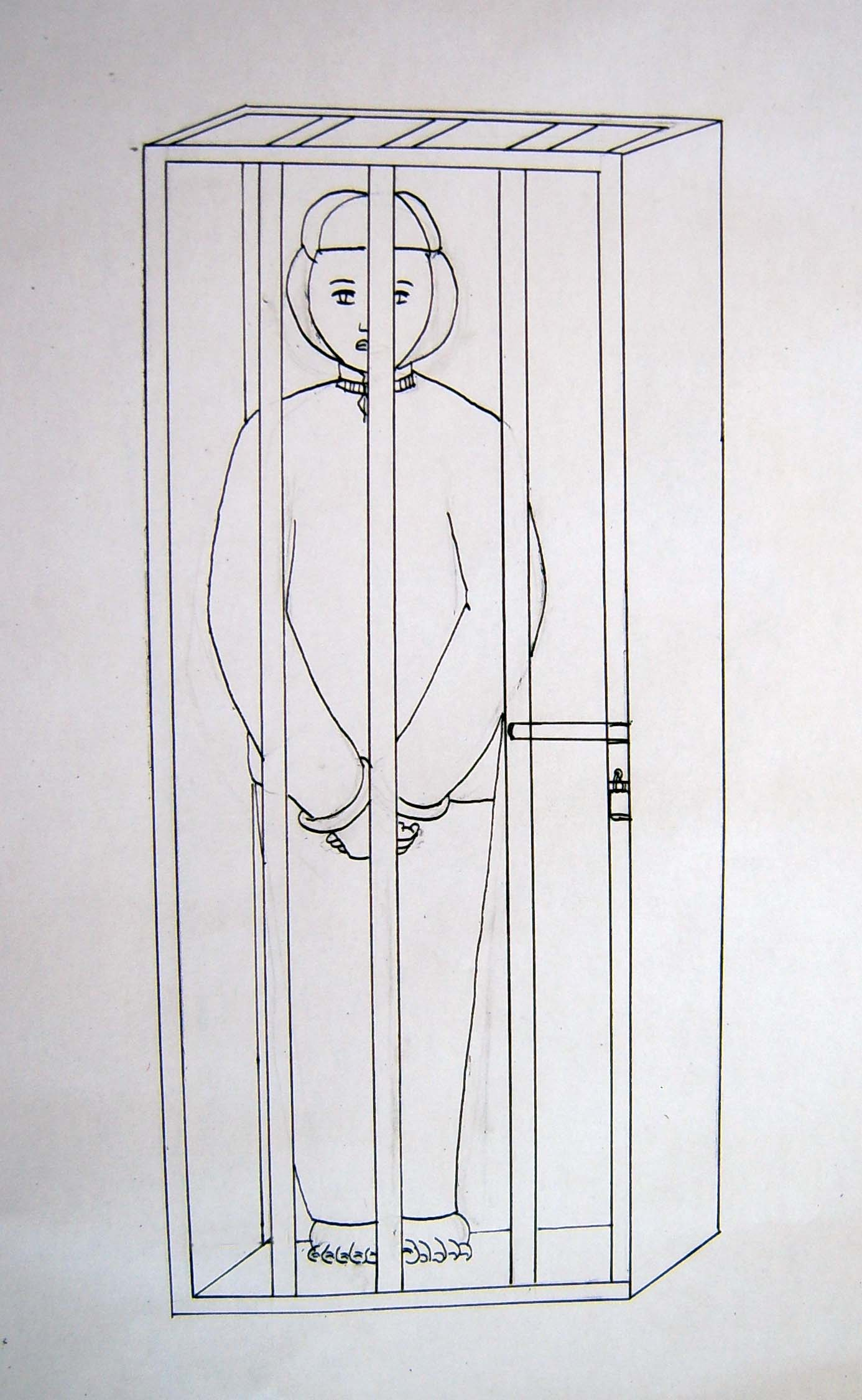 Illustrations of Torture Devices and Methods in Dalian City ...