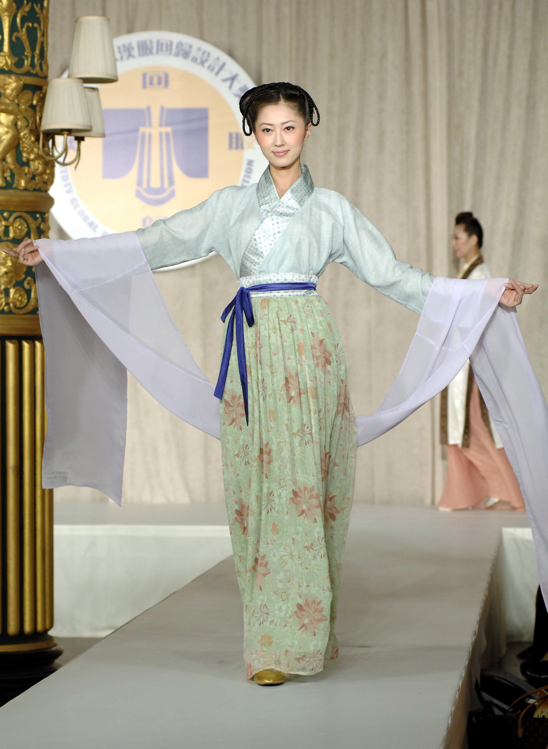 Одежда Китай